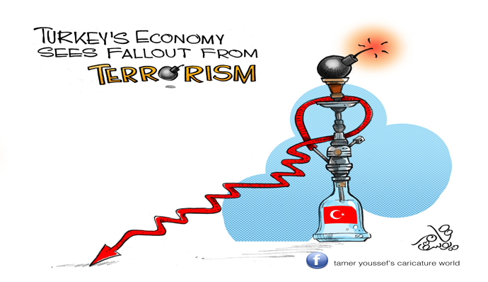 Turkey's-economy-sees-fallout-from-terrorism