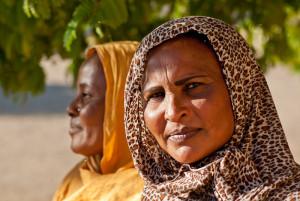 women in nubia