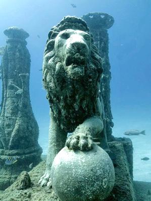 Underwater Museum: Rebuilding the glory of sunken
