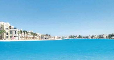 7 new tourism projects to be implemented in Egypt's Northern Coast