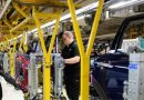 UK factory activity falls 'at fastest pace for three years'