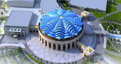 Oman's convention centre set for grand opening